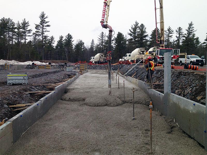 Prima Forming Ltd    Specializing in Concrete Formwork